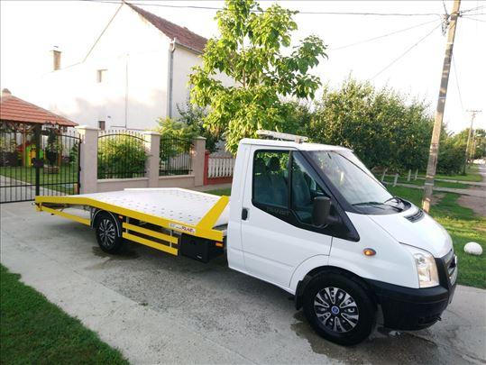 Prevoz automobila iz EU i CH/ Šlep
