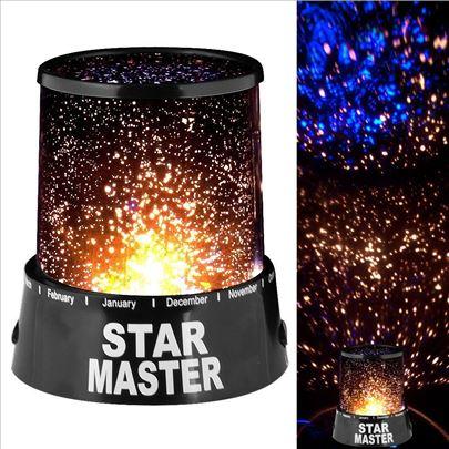Star Master lampa Zvezdano nebo