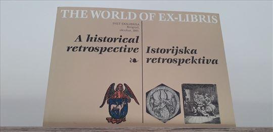 The World of Ex Libris Istorijska retrospektiva