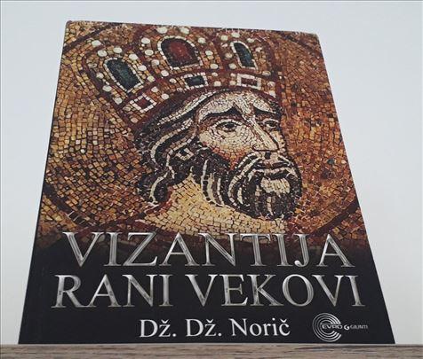 VIZANTija Rani vekovi Dzon Dzulijus Noric NEKORISC