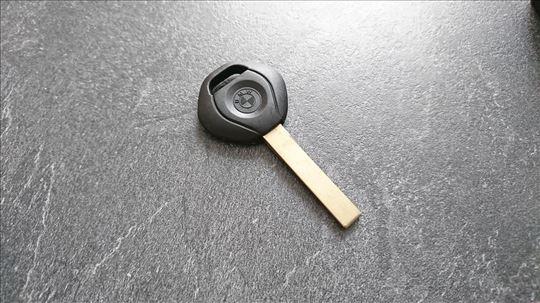 NOVO BMW rezervni kljuc E46 X5 E53 Z8..