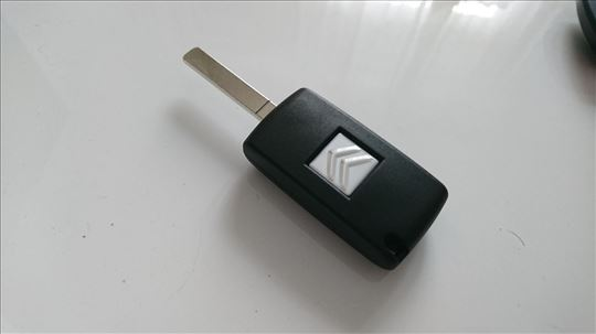 NOVO Citroen kljuc 2 tastera C2 C3 C4 C5 C6