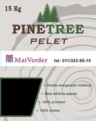 Pinetree pelet