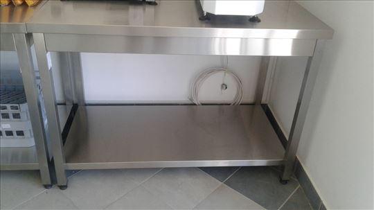Radni stolovi INOX POVOLJNO