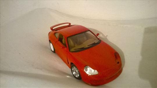 Burago Porsche 911 Carrera GT 3,1:24,fali:Levi i s