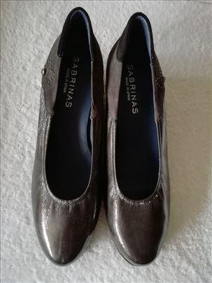 Nove ženske cipele Sabrinas Španija