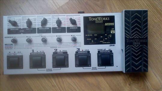 Gitarski procesor Korg AX1500G