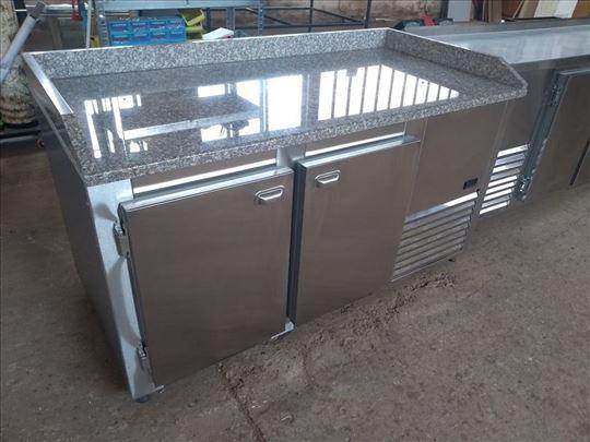 Inox radni i hladni stolovi - po meri