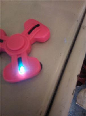 Spiner za decu, nov, svetleći
