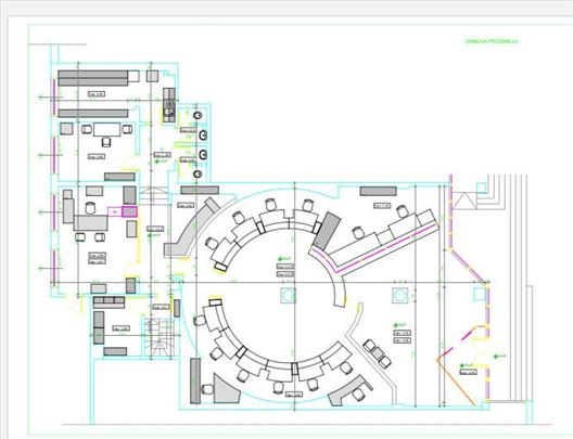 Vračar-Mekenzijeva-Poslovni prostor-280m2+65m2 ID#