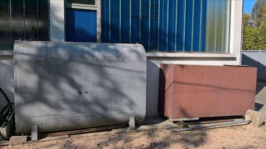 Cisterne za gorivo 2.5t i 3.5t odlicno ocuvane