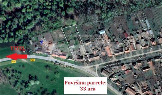 Na prodaju imanje u Perlezu na placu od 33 ara