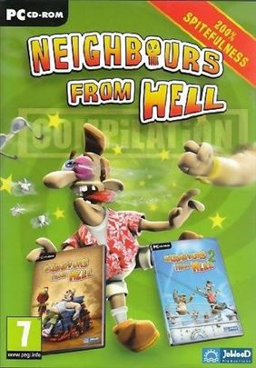 Neighbours from Hell 1&2 (2003)