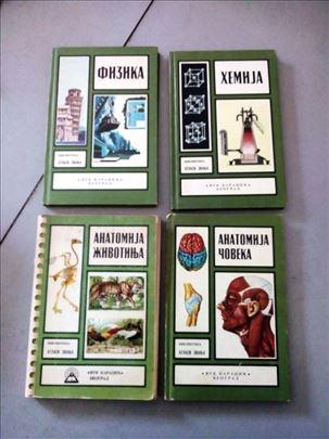 4 Male naučne enciklopedije
