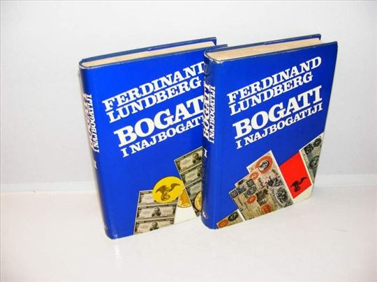 Bogati i najbogatiji 1-2 Ferdinand Lundberg