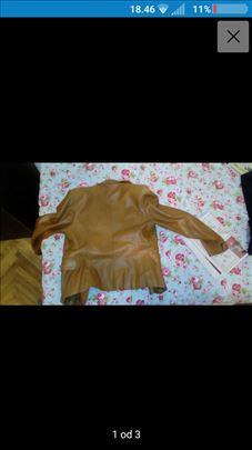 MONA kozna jakna