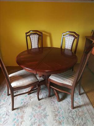 6 stilskih stolica ( mebla bidermajer)
