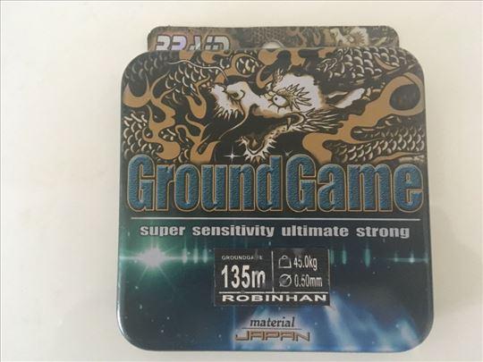 Prodajem strunu Ground Game 135m 45.0kg 0.50mm