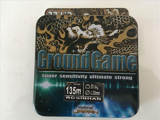 Struna Ground Game 135m 20.5kg 0.30mm