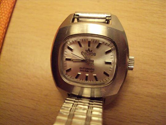 Vrhunski ručni sat Arctos automatic-incabloc