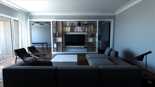Izuzetan penthouse na Vracaru, retko u ponudi !