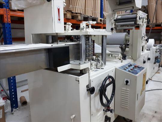Mašina za salvete sa dvobojnom štampom 33x33cm