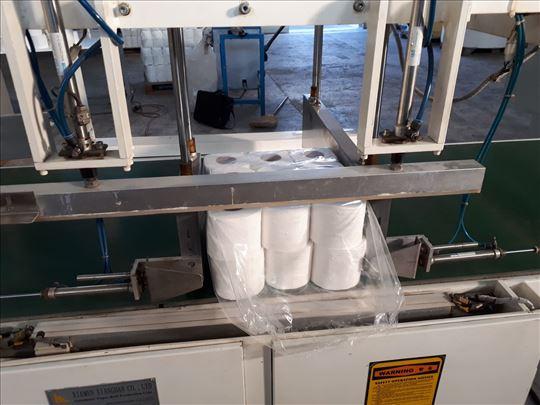 Pakerica za toalet papir i ubruse u rolni
