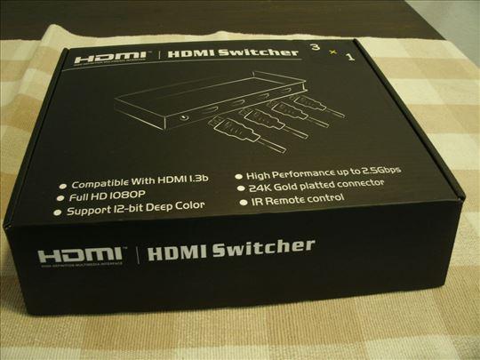HDMI Switcher 3x1!