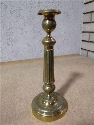 Svećnjak stalak mesingani 2