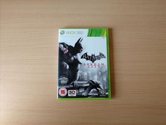 Batman Arkham City igrica za XBox 360 konzole