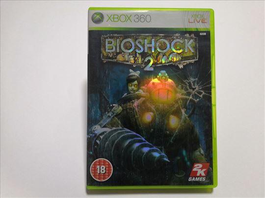 Bioshock 2 igrica za Xbox 360 konzole