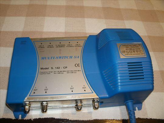 Multi-Switch 5/4 i Elcon SNL 504T!