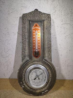 Termometar i barometar