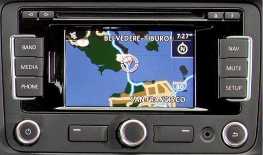 VW RNS 310 Skoda Amundsen Mape V10 Seat