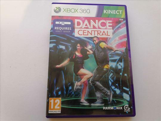 Dance Central Kinect igrica za Xbox 360 konzole