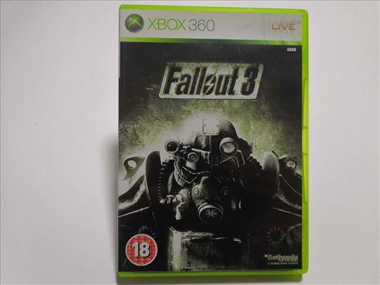 Fallout 3 igrica za Xbox 360 konzole