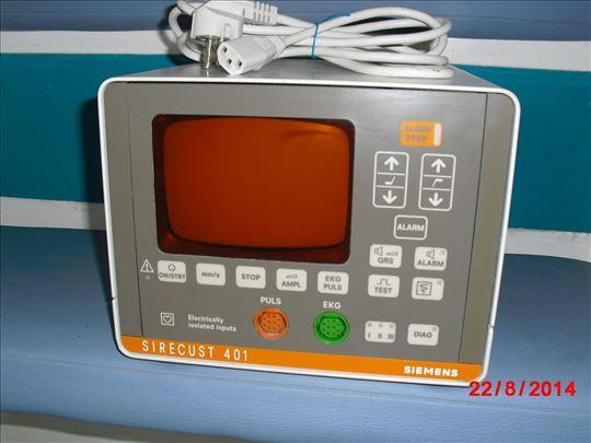 EKG monitor Siemens