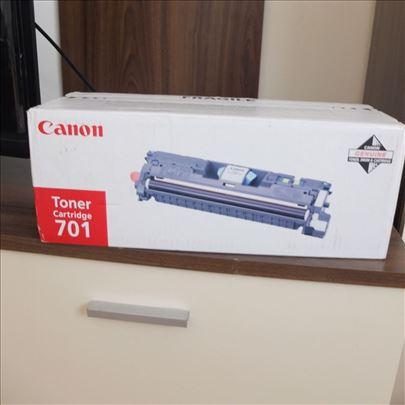Canon 701 Cartridge CYAN-Plava
