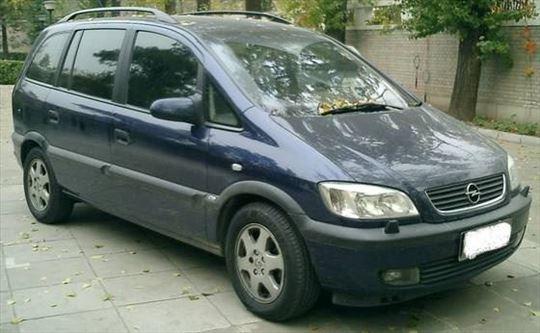 Polovni delovi Opel Zafira