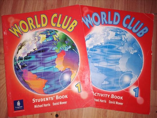 Engleski jezik ' World club 1 ' - za 5. razred