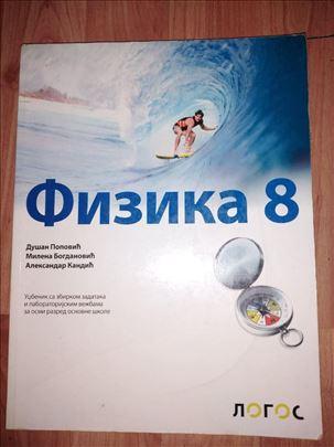 - FIZIKA - udžbenik za 8. razred