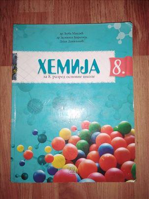 - HEMIJA - udžbenik za 8. razred