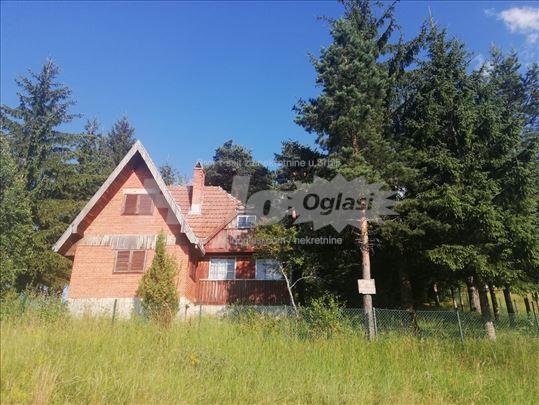 Prodaja: Kuća na Zlatiboru 7 km od centra- Tornik