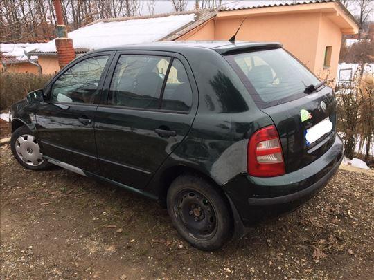 škoda Fabia Polovni Automobili Halo Oglasi Vozila I Delovi