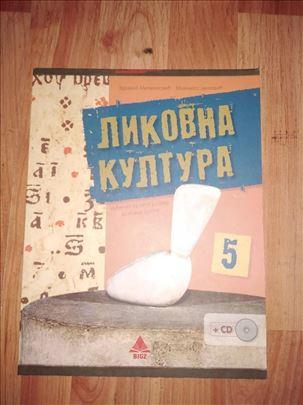- LIKOVNA KULTURA - udžbenik za 5. razred - NOVA -