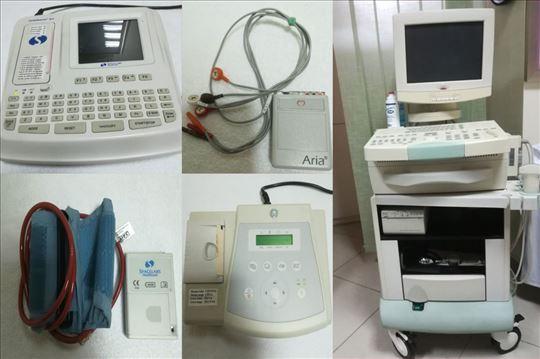Prodajem internističko-kardiološku opremu