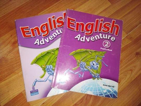 - ENGLESKI JEZIK ADVENTURE 2 - za 2. razred