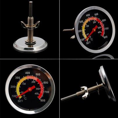 Termometar analogni sa srafom 10-400 stepeni