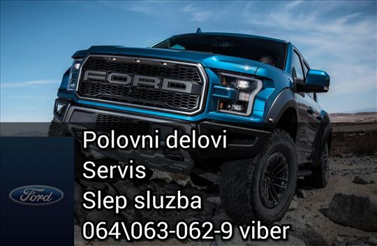 Ford polovni delovi  za sve tipove
