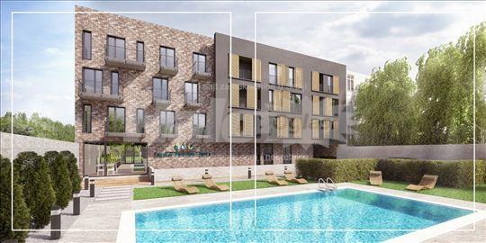 Stambeno poslovni objekat Lagator Park Apartments